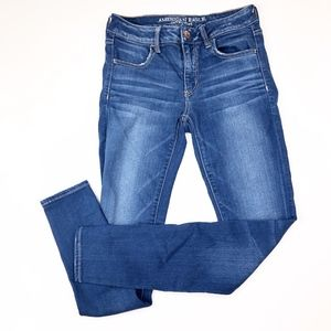 American Eagle | Bright Denim Jegging Skinny